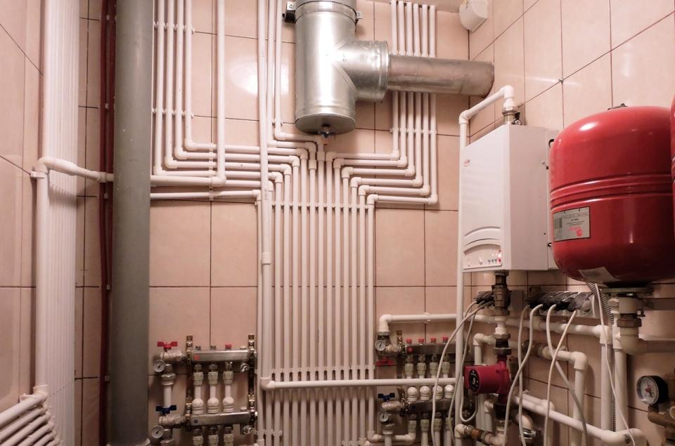 отопление в частном доме под ключ цена