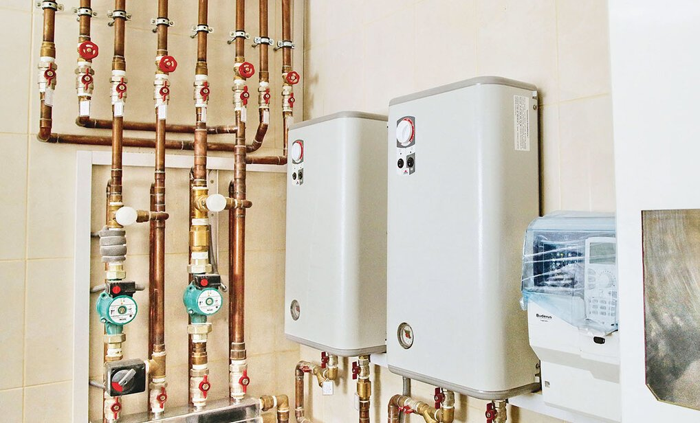 Электрическое отопление частного дома: проектирование и монтаж отопления электричеством под ключ